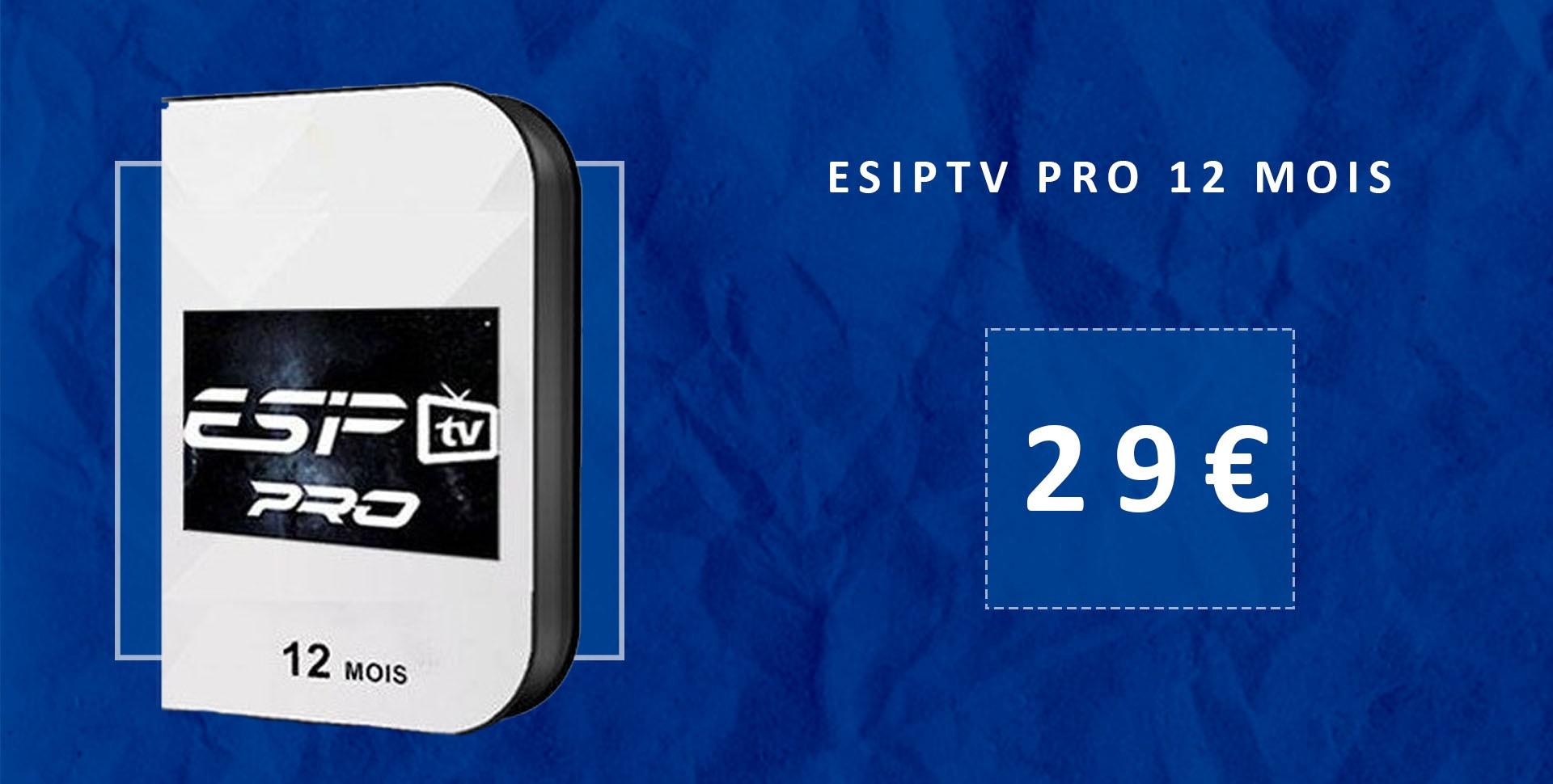 ESIPTV PRO